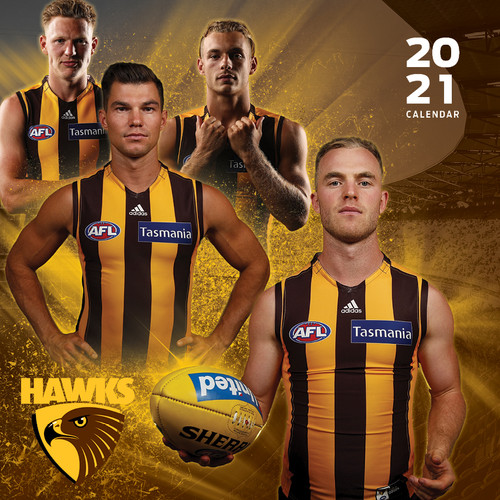 Hawthorn Football Club 2021 Calendar