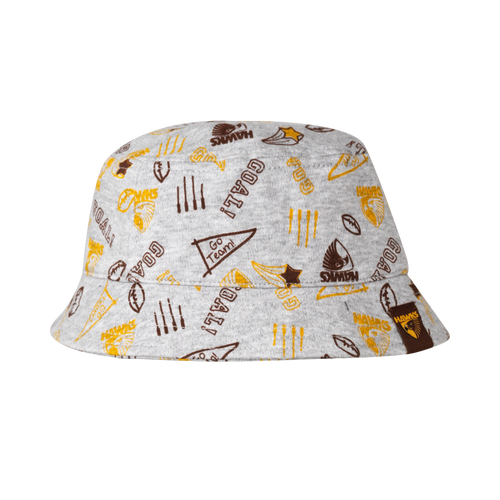 Hawthorn Football Club Babies Bucket Cap