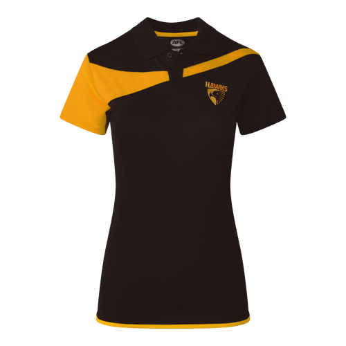 Hawthorn Football Club Womens 2020 Premium Polo