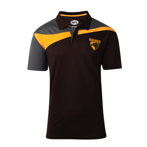 Hawthorn Football Club Mens 2020 Premium Polo
