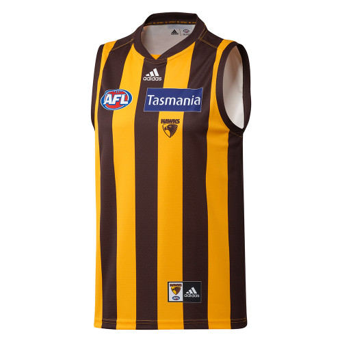 Hawthorn Football Club adidas 2021 Adults Home Guernsey