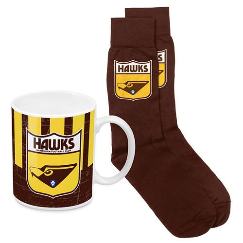 Hawthorn Heritage Mug & Sock Gift Pack