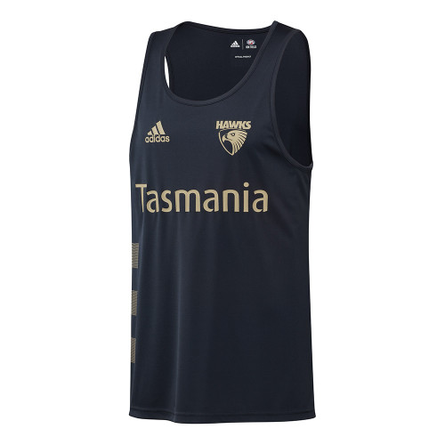 Hawthorn Football Club adidas 2021 Training Singlet