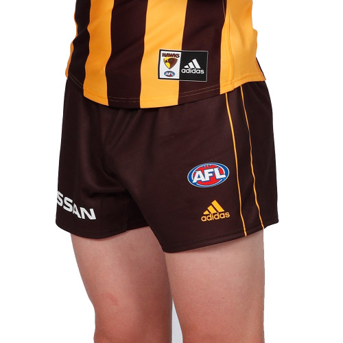 Hawthorn Football Club adidas Home On-field playing shorts