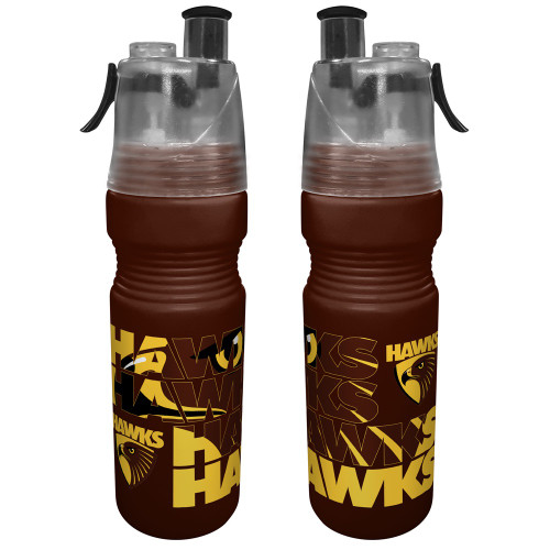 Hawthorn Football Club  Misting Drink Bottle