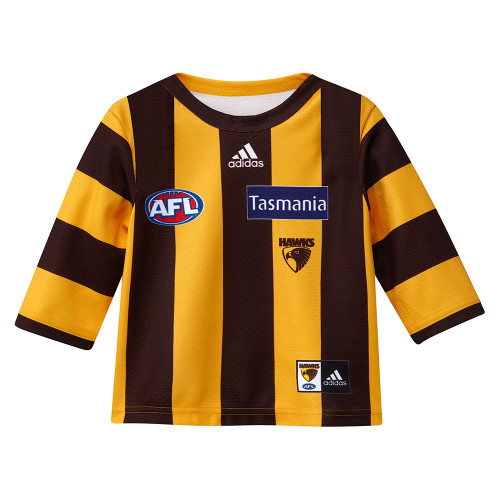 Hawthorn Football Club 2021 adidas Infant Guernsey