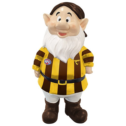 Hawthorn Football Club Garden Gnome