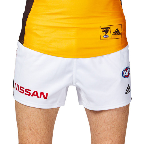 Hawthorn Football Club adidas Away On-field playing shorts