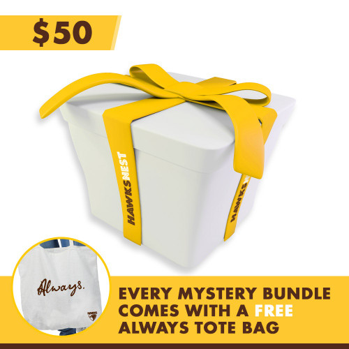 Hawthorn Football Club Men's Mystery Bundles
