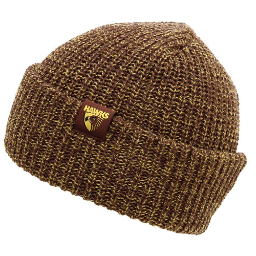 Hawthorn Football Club Slouch Beanie