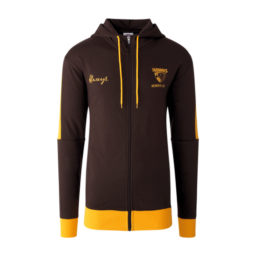 Hawthorn Football Club Men's 2021 Member Hood