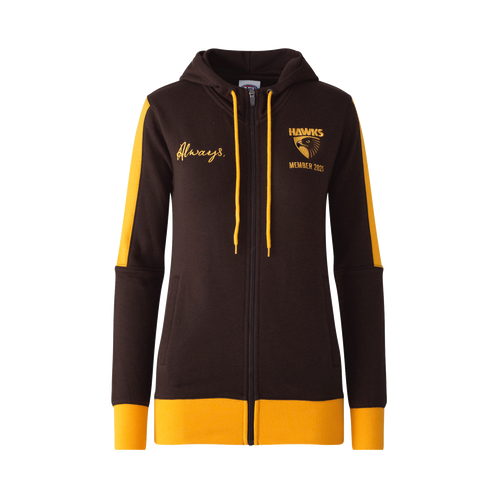 Hawthorn Football Club Women's 2021 Member Hood