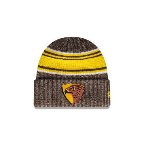 Hawthorn Football Club 2021 New Era Knit Beanie