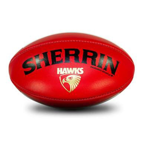 Hawthorn Football Club 2021 Red Game Day Football