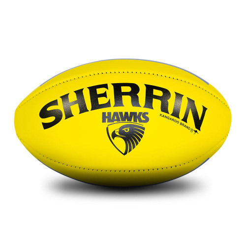Hawthorn Football Club 2021 Yellow Game Day Football