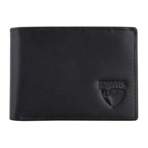 Hawthorn Football Club Leather Wallet