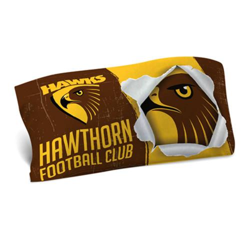 Hawthorn Football Club Pillow Case