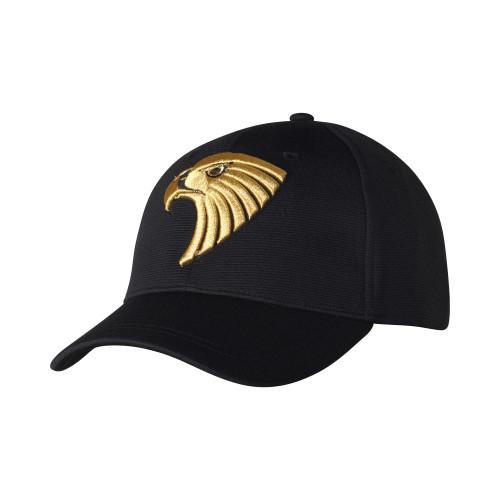 Hawthorn Football Club 3D Gold Logo Core Cap