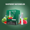 KOPPIE - DISPOSABLE DEVICE TOBACCO FREE 5% NICOTINE SALT 6ML 2500 PUFFS (BOX OF 10 COUNT) (MSRP $14.99 EACH)