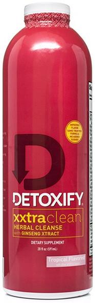 XXXTRA CLEAN DETOXIFY HERBAL CLEANSE 20OZ (MSRP $44.99 EACH)