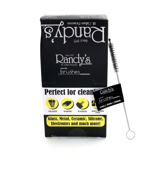 RANDY'S 5MM BRUSHES DISPLAY OF 48CT/BOX  ( MSRP $38.99 EACH )