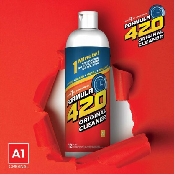420 ORIGINAL PIPE CLEANERS  12OZ  (MSRP $9.99 EACH )