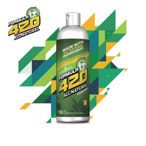 420 ALL NATURAL  PIPE CLEANERS 16OZ ( MSRP $ 11.99 EACH )