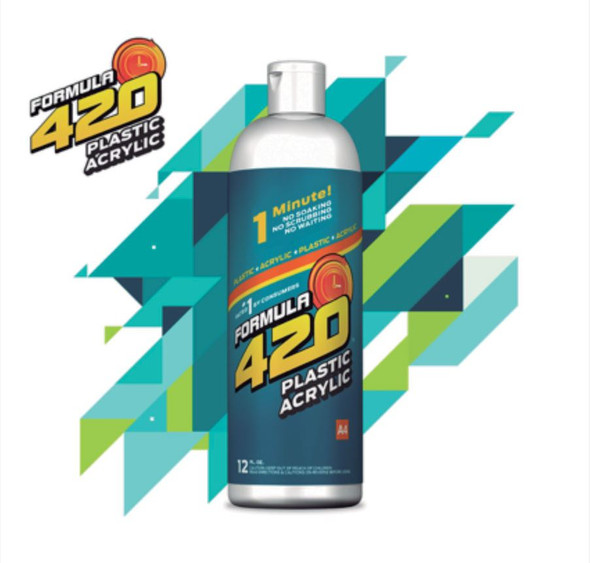 420 PLASTIC & ACRYLIC  PIPE CLEANERS  12OZ ( MSRP $ 8.99 EACH )