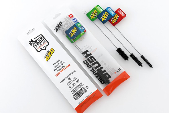 420  PIPE  CLEANERS BRUSH MASTER (MSRP $7.99 EACH)