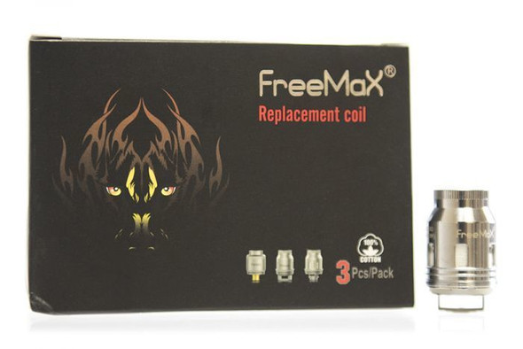 FREEMAX  DOUBLE MESH REPLACEMENT COIL 0.20OHM - PK OF 3 ( MSRP $19.99 EACH )