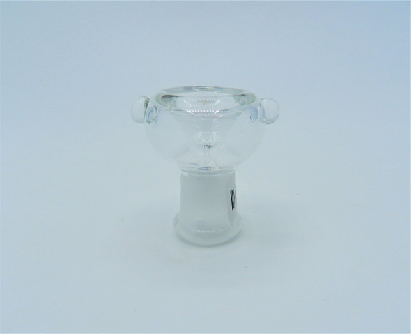 CLEAR FEMALE DRY BOWL (MSRP $6.99 EACH)