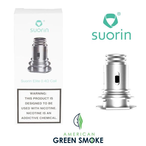 SUORIN ELITE COILS 3 PACK (MSRP $7.99 EACH)