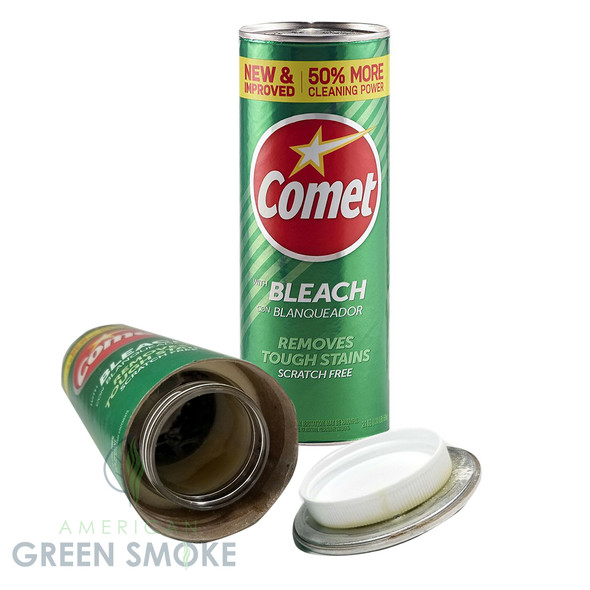 COMET BLEACH CLEANER SAFE CAN (MSRP $19.99 EACH )