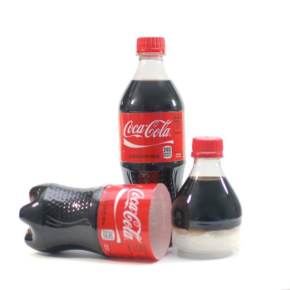 COCA COLA STASH BOTTLE (MSRP $19.99 EACH )