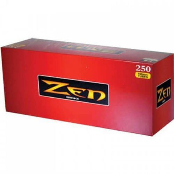 ZEN- KING SIZE  FULL FLAVOR CIGARETTE TUBES (MSRP $3.99 EACH)