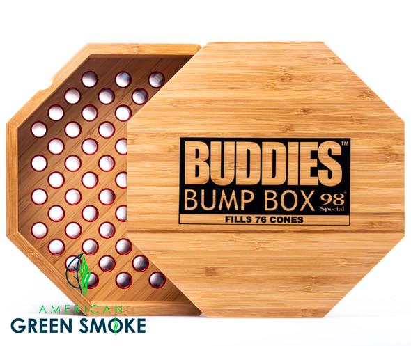 BUDDIES BUMP 98 SPECIAL CONE FILLER BOX (MSRP $249.99 EACH)