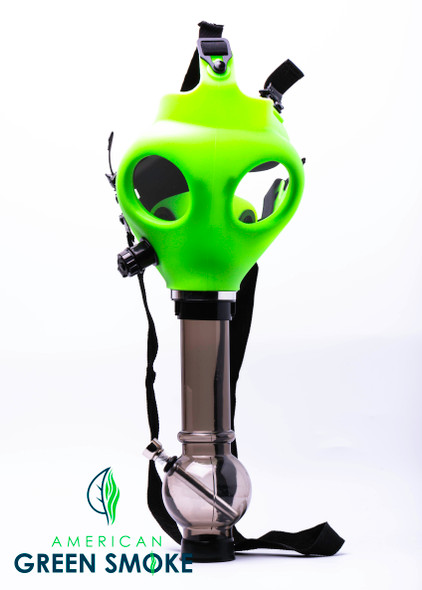 GAS MASK - ASSORTED COLORS (MSRP $29.99 EACH)