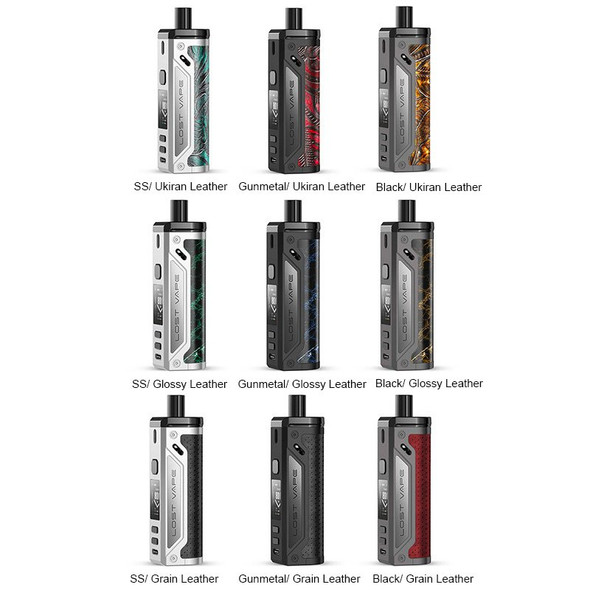 LOST VAPE THELEMA 80W POD SYSTEM KIT (MSRP $54.99 EACH)