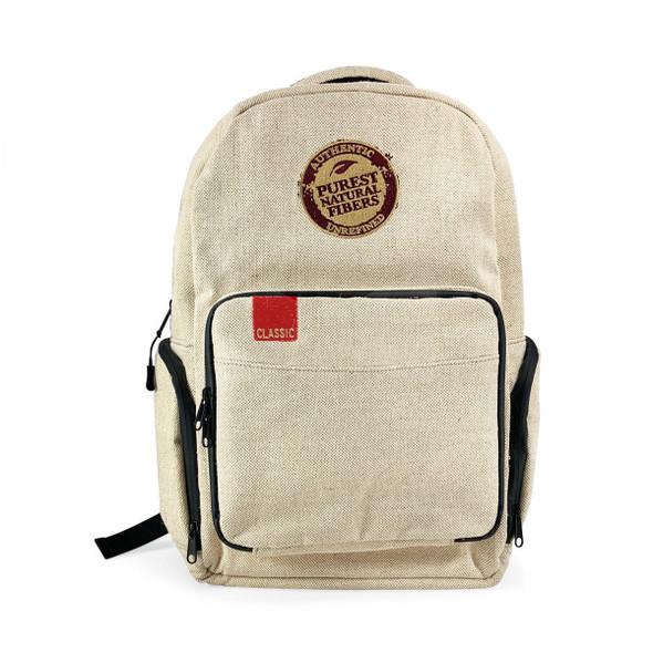 Raw Burlap Backpack (MSRP $190.00 EACH)