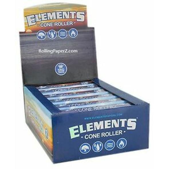 ELEMENTS - ROLLING MACHINE 110MM ROLLERS (DISPLAY 12 COUNT) (MSRP $3.99 EACH)