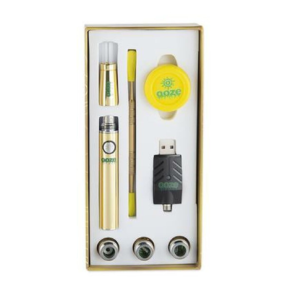 OOZE - FUSION PREMIUM WAX VAPORIZER KIT WITH 3 COILS (MSRP $49.99 EACH)