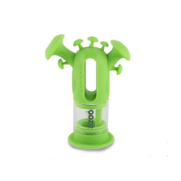 OOZE - TRIP PIPE SILICONE BUBBLER (MSRP $59.99 EACH)