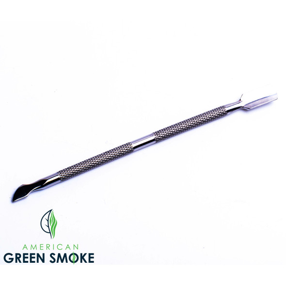 SILVER DABBER TOOL - STAINLESS STEEL (MSRP $2.99 EACH)
