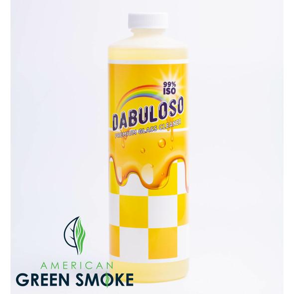 DABULOSO PREMIUM GLASS CLEANER 16OZ (MSRP $14.99 EACH)