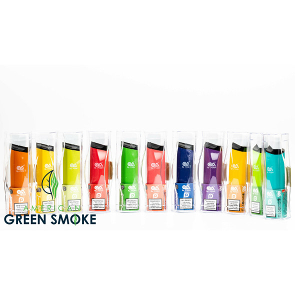 OLA BY POSH DISPOSABLE 2000 PUFFS 6% NICOTINE (BOX OF 10 COUNT) (MSRP $21.99 EACH)