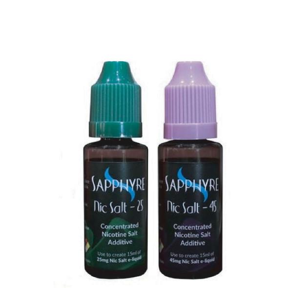 SAPPHYRE NIC SALT (MSRP $2.99-3.99 EACH)
