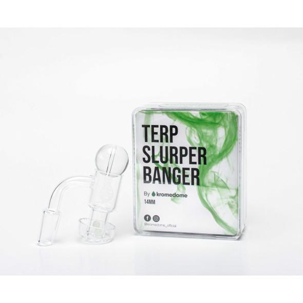KROMEDOME TERP SLURPER BANGER KIT (MSRP $49.99 EACH)