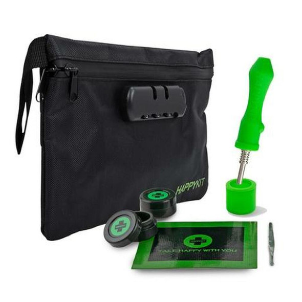 THE HAPPY KIT POUCH - DAB KIT (MSRP $49.99)
