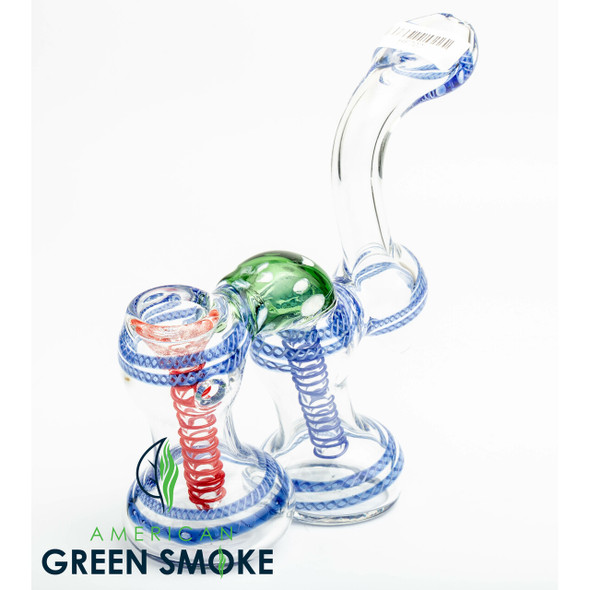 DOUBLE CHAMBER BUBBLER (MSRP $42.99)