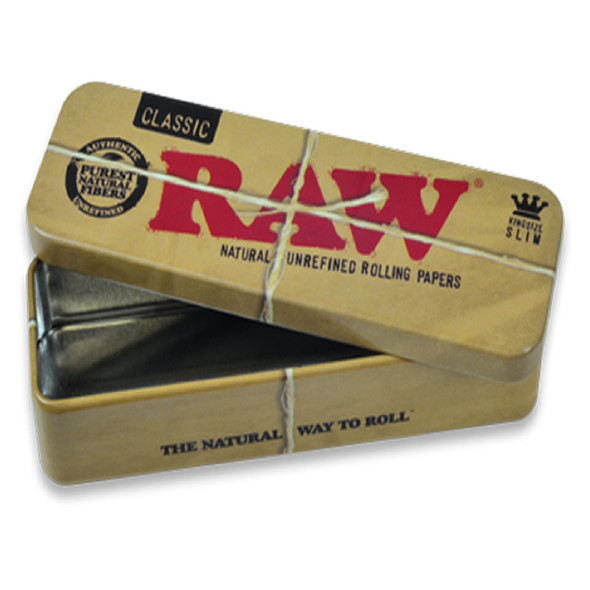 RAW ROLL CADDY - FITS 1.25 DISPLAY OF 8 COUNT (MSRP $3.49 EACH)